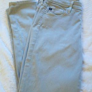Adriano Goldschmied Stilt Crop Skinny Jean